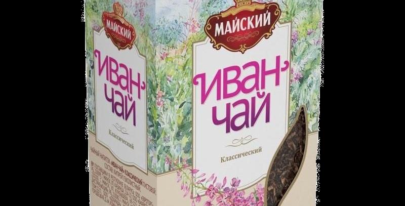 Чай ИВАН-ЧАЙ классический,листовой  50гр