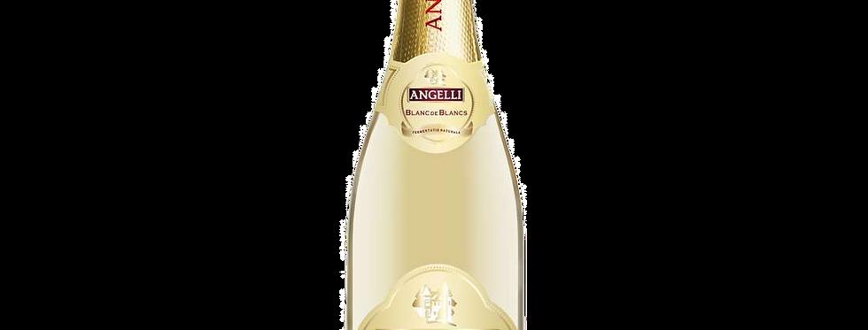 шампанское полусухое BLAN DE BLANCS  alc. 12,5%