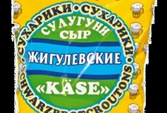 Сухарики со вкусом СЫР СУЛУГУНИ 50гр