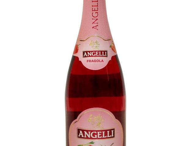 Шампанское клубничное 7,0% 0.75л