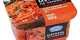 Морковь по-корейски 350гр