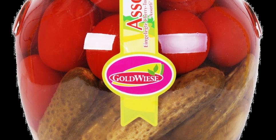 ассорти томаты\огурцы 1.6л