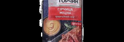 горчица КРЕПКАЯ Торчин 130гр