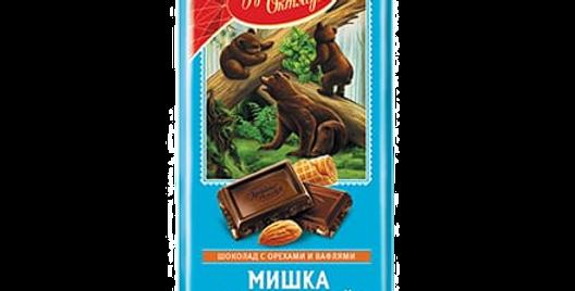 шоколад ,,Мишка Косолапый,, 75гр