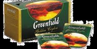 чай чёрный Greenfield 25*2гр