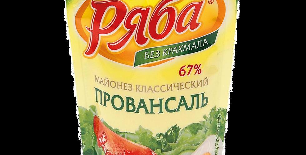 майонез Провансаль РЯБА 200 мл