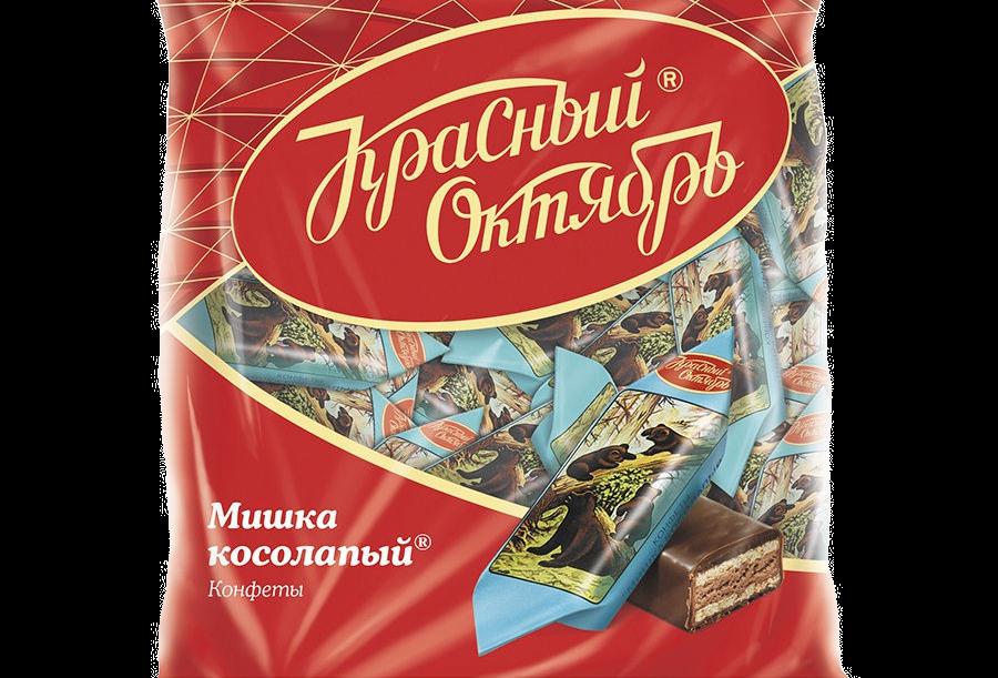 конфеты МИШКА КОСОЛАПЫЙ 200 гр