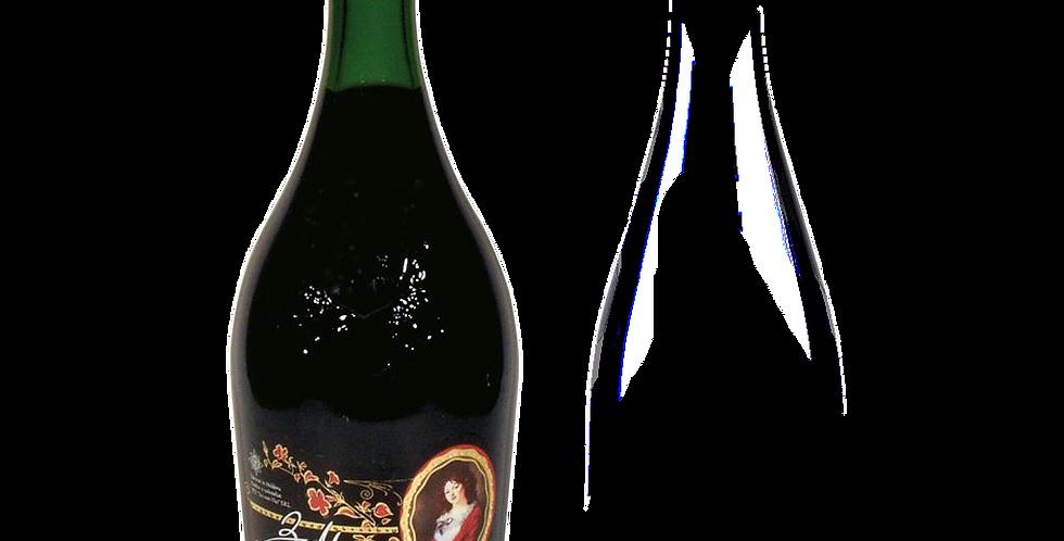 белое вино За Милых Дам (полусладкое  alc.12.5%)