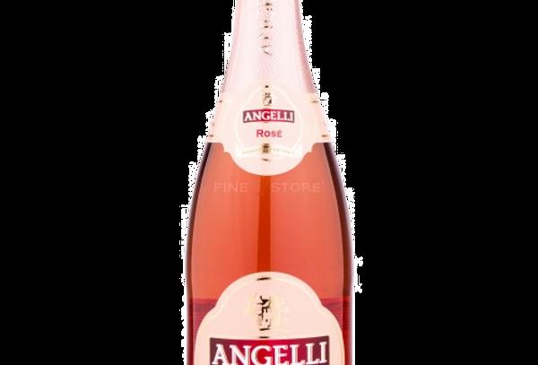шампанское полусухое  ROSÈ  alc. 11%