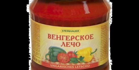 Венгерское лечо