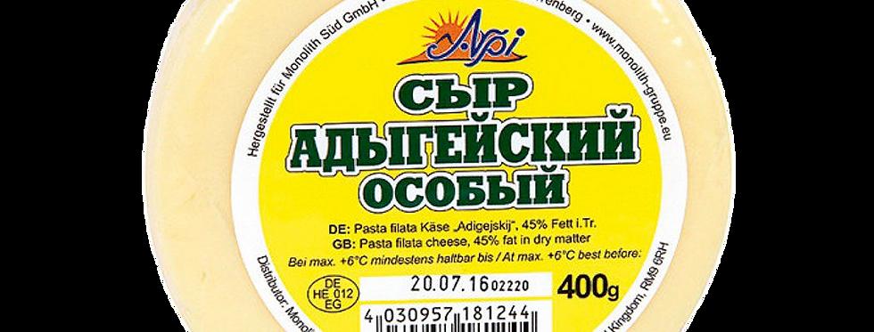 "Сыр ""АДЫГЕЙСКИЙ"" особый 400гр"