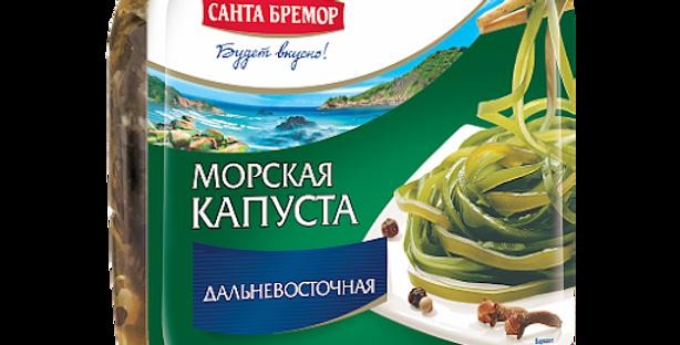 морская капуста ДАЛЬНЕВОСТОЧНАЯ 150гр