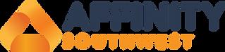Affinity Southwest logo horizontal rbg t