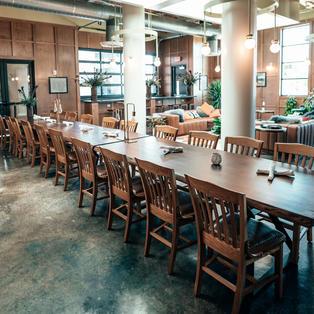 Basecamp Table Reservation