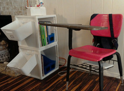Study Area -Homeschool