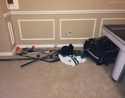 Hockey - Before