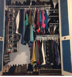 Closet - After