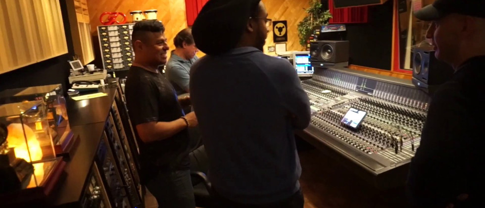 """""""Here & Now"""" The music making process"""