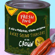 Fresh Five Poster