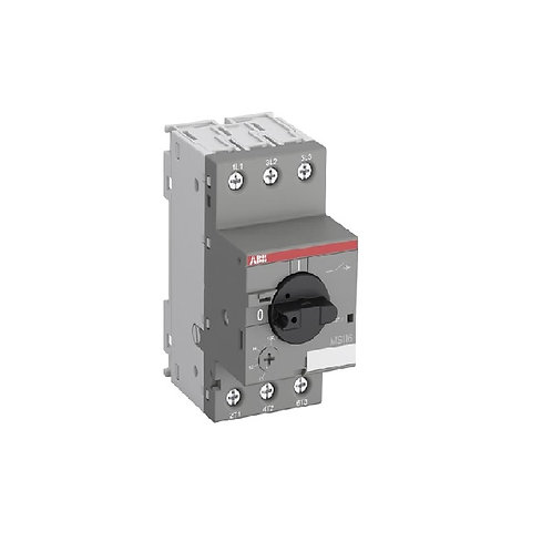 Guardamotor MS116,  Corriente de sobrecarga de 25 a 32 A, Icu hasta 50kA