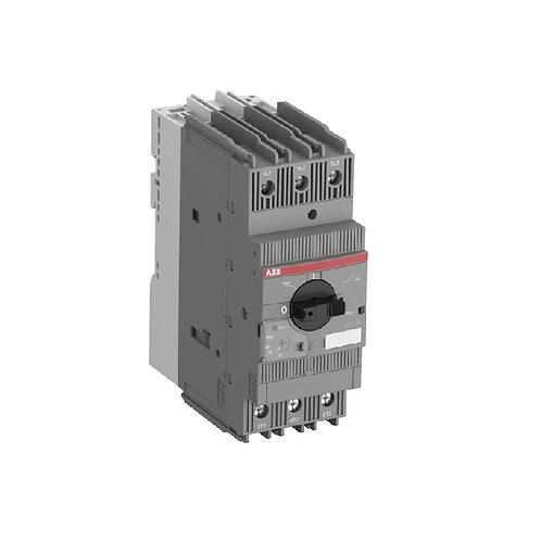 Guardamotor MS165,  Corriente de sobrecarga desde 30 hasta 65A, Icu hasta 50kA