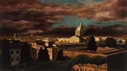 Piccioni, Palazzo Venezia e dintorni
