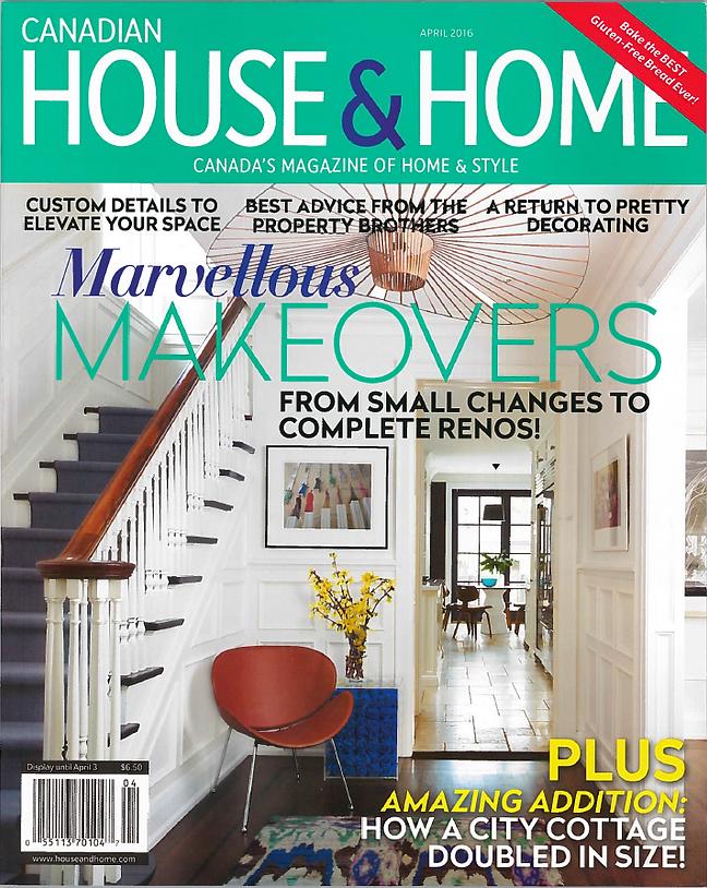 toronto interior designer - House And Homes Magazine