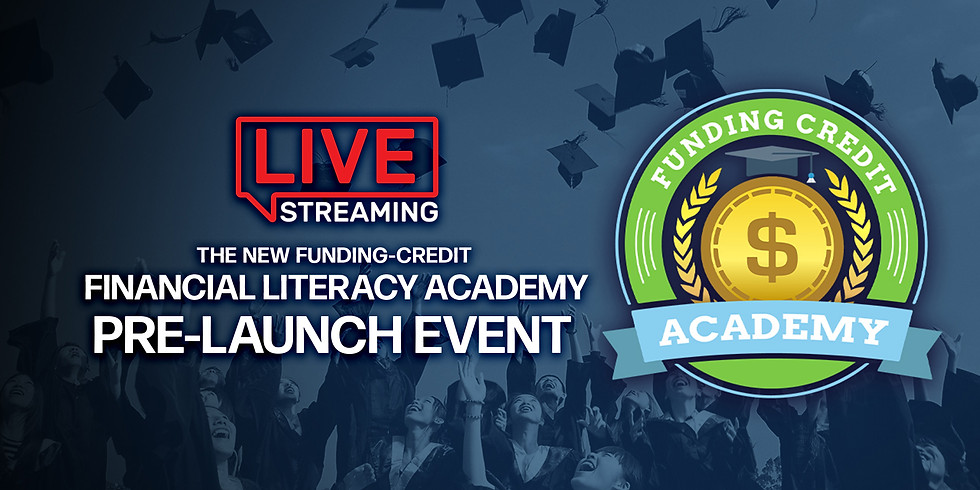 The Funding Credit Academy Soft Open Event