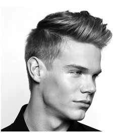 Men's Hairstyle 2