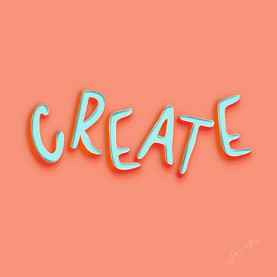 Create Digial Lettering