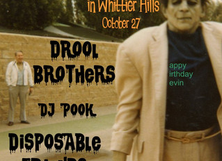 Ghoul a Go Go                                            House Party in Whittier Hills