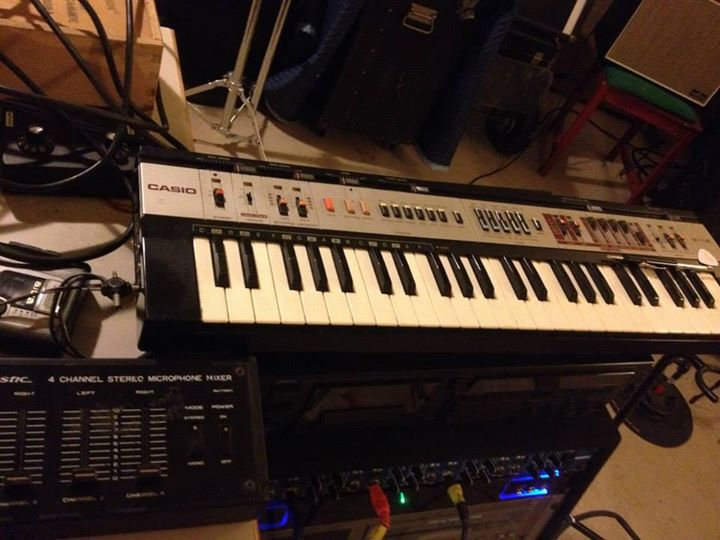 Casiotone and Realistic
