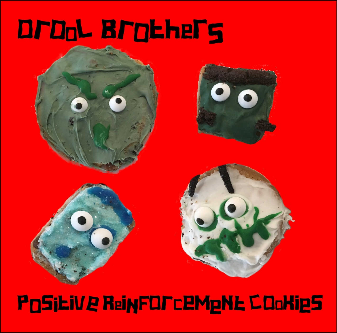 Positive Reinforcement Cookies EP