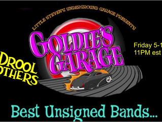 Drool Brothers on Little Steven's Underground Garage