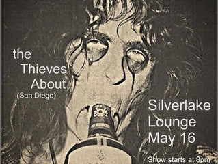 Drool Brothers - Silverlake Lounge May 16