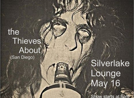 Drool Brothers - Silverlake Lounge May 16