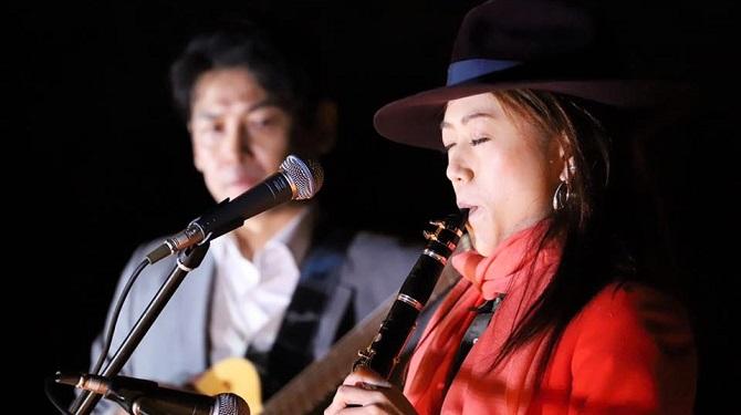 県内各地で、ライブ活動やイベントを毎月開催!!