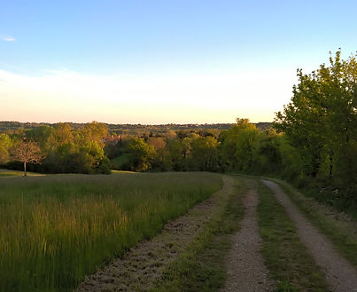 Landschap Le Var