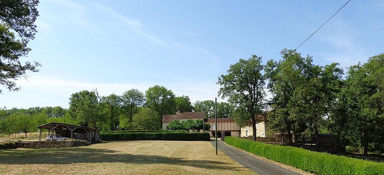 Prive vakantiehuis in de Dordogne