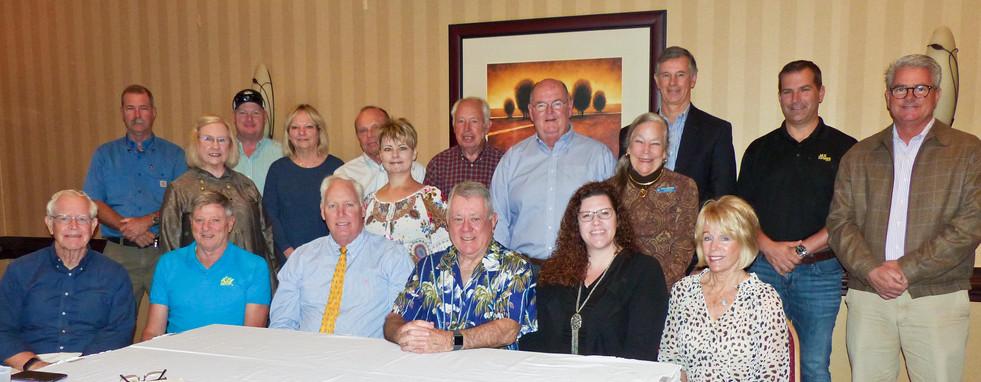 Jax Council Board of Directors 2019