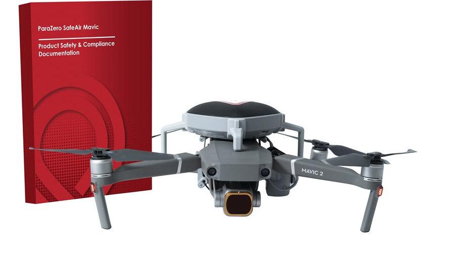 SafeAir Mavic 2 + ASTM Professional Kit
