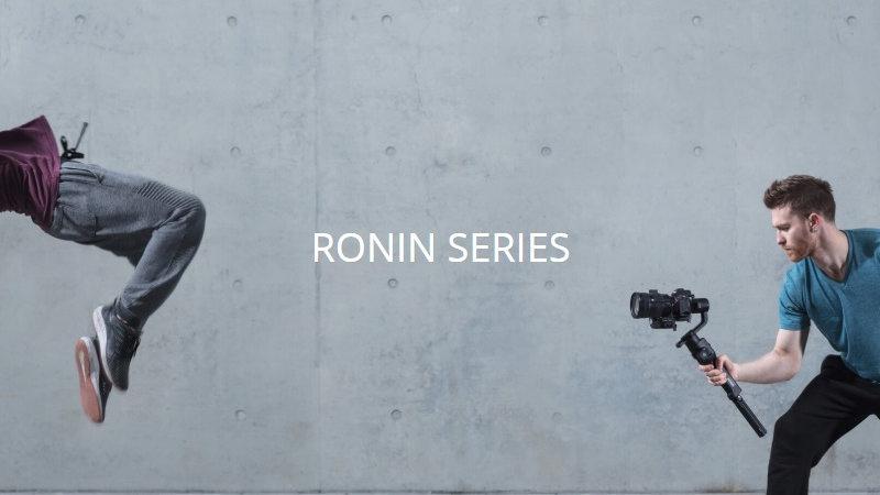 Série Ronin