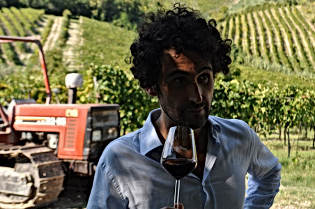 Vincenzo Vernocchi Enoica​ Wine Maker CEO Founder
