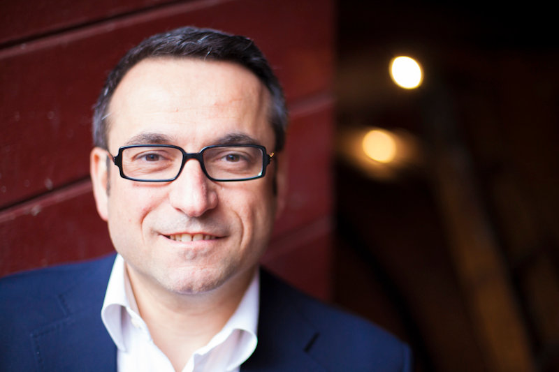 Davide Castagnoli  Enoica Vice President Sales and Marketing Founder