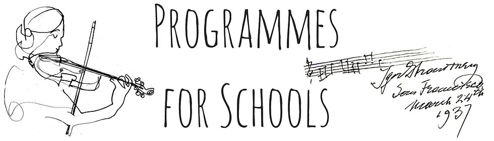 Programmes for Schools