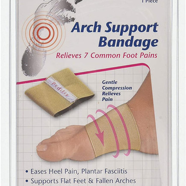 Foot Arch Support Arch Bandage