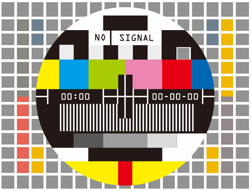 Television Test Screen No Signal Vector Illustration.jpg