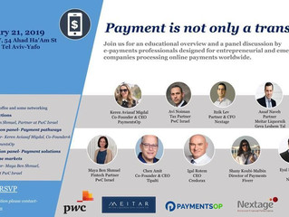 Payment is Not Only a Transaction