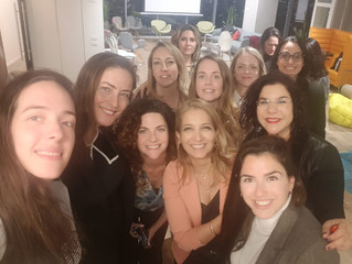 Paymentsop takes part in the launch of the FinTech Ladies IL Community
