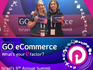 PaymentsOp participates in GO eCommerce 2018 in Tel Aviv